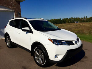 2015 Toyota RAV4 XLE SUV, Crossover, EXCELLENT condition