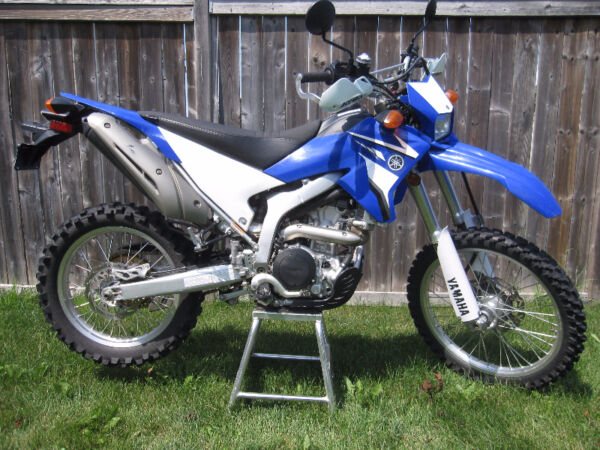 Yamaha wr250r for sale canada for Yamaha wr250r for sale