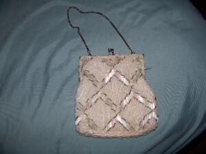 Bling and Beaded Handbag