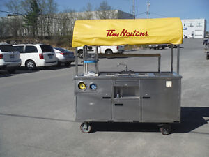 EARN A GREAT LIVING WITH AN AMAZING HOT & COLD FOOD CART