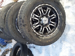 F150 rims and tires