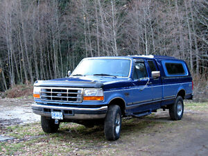 1997 Ford F-250 Super Duty Pickup Truck