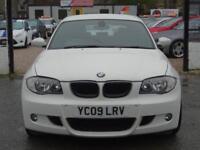 2009 BMW 1 Series 2.0 118i M Sport 3dr