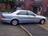 mercedes 500 sel lwb limo breaking all parts low miles