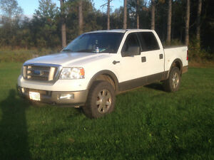 2005 Ford F-150 SuperCrew King ranch Pickup Truck