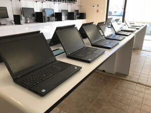 NEW Location: Refurbished LAPTOPS Sale with 3 months Warranty