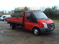 2009 59 Ford Transit 100PS T350 EF Dropside Alloy Body