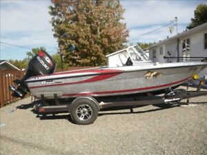 Triton 2015 Fishunter 186