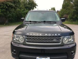 2010 Range Rover Supercharged SPORT MINT, REDUCED quick sale