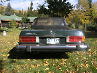 1974 MB 450SL Excellent condition  Hard and Soft tops