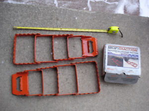 Folding Steel Traction Aid