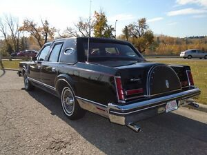 1981 Lincoln Continental Mark V1 (Rare Barn Find)