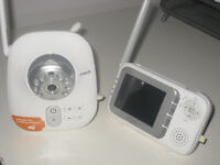 Moniteur vidéo et audio pour bébé à vendre