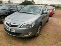 2011 Vauxhall Astra 2.0 CDTi 16V SE [165] 5dr Auto HATCHBACK Diesel Automatic