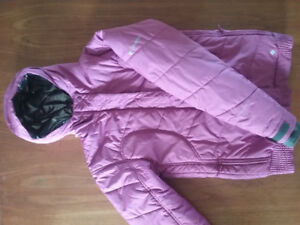 Girls Youth 18-20 Columbia Winter Jacket with Omni Tech