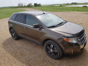 2011 Ford Edge Limited Edition for sale.