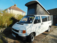 VW Camper Van - Reimo Pop Top - 2 Berth