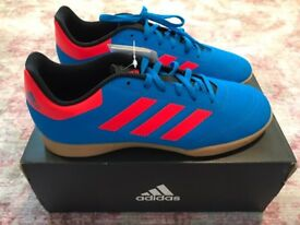 Adidas Goletto trainers size 5.5 Brand new with tags and box