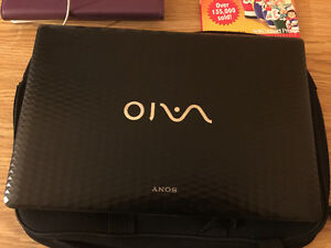 Sony Vio Laptop, is16.5 inch, web cam , HDMI,look like new $300