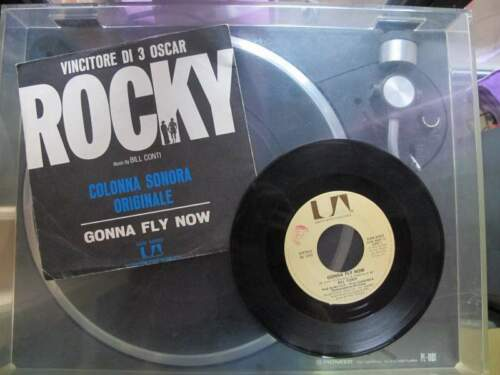 Rocky - gonna fly now - 45giri 7