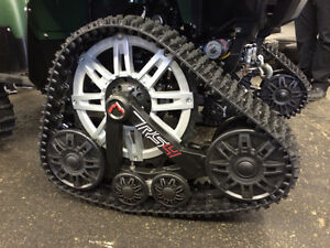 Commander RS4 ATV Track Kit. New, Only $2895.95. Save $$