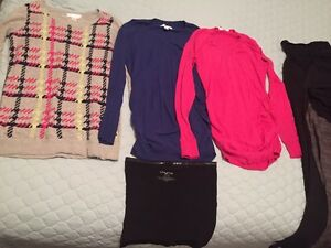 Size small business casual maternity clothes
