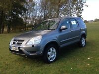 2005 HONDA CRV 2.0 AUTO EXCLUSIVE // MINT CONDTION //FULLY LOADED