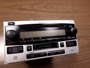 Radio CD Cassettes Toyota Echo Yaris