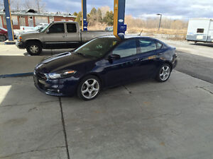 2013 Dodge Dart Rallye Turbo with Extended Warranty
