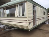 Static caravan for sale ~ bluebird solara 28x12