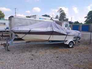 Great contion trailer and parts boat London Ontario image 9
