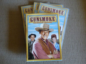 Classic TV Gunsmoke Directors DVD Collection 15 Episodes +MORE!