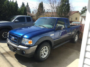 "2008 Ford Ranger FX4 ""Low KM's Original Owner"""