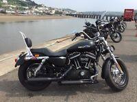 Harley Davidson SPORTSTER XL1200 CB -2012