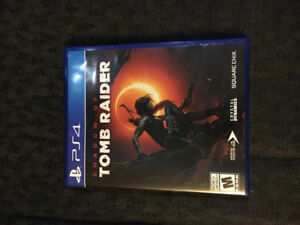 Shadow of the Tomb Raider for PS4