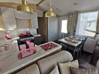 BRAND NEW 2021 STATIC CARAVAN FOR SALE AT THORNESS BAY NEAR THE BEACH