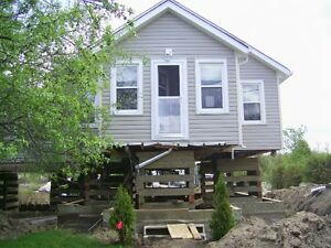 Relocate, Raise or Re-level Your Home or Cottage Kingston Kingston Area image 4