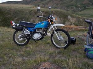 1976 Honda XL 250