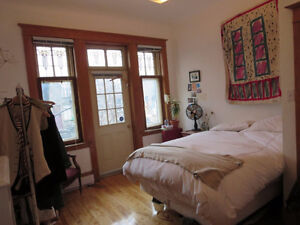 6 1/2 nice renovated apartment (Outremont)