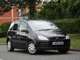 Ford Focus C-MAX 1.6 PETROL 2006 +JUST SERVICED +WARRANTY +2 KEYS +CLEAN