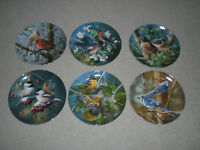 'Knowles' Bird Plates