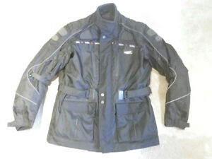 Mens Vega Motorcycle Jacket