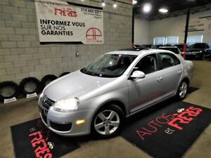 Volkswagen Jetta Sedan 2.0T TDI Highline 2009