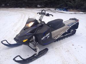 2009 Ski-Doo Summit X, 800R