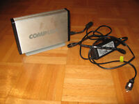 2 External Hard drives (80 gb) (40 gb)