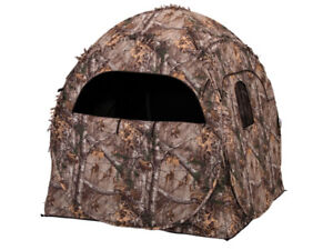 New AMERISTEP Doghouse Blind for Turkey and deer hunting