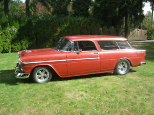 1955 Chevrolet Nomad Sports Wagon