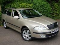 Skoda Octavia 1.9TDI PD DSG Elegance A GREAT LOW MILEAGE EXAMPLE!