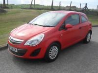Vauxhall/Opel Corsa 1.0i 12v ( 65ps ) ecoFLEX 2012.5MY S £30 Tax Low Insurance