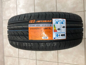 225-55-17,NEW ALL SEASON AND WINTER TIRES ON SALE for $80